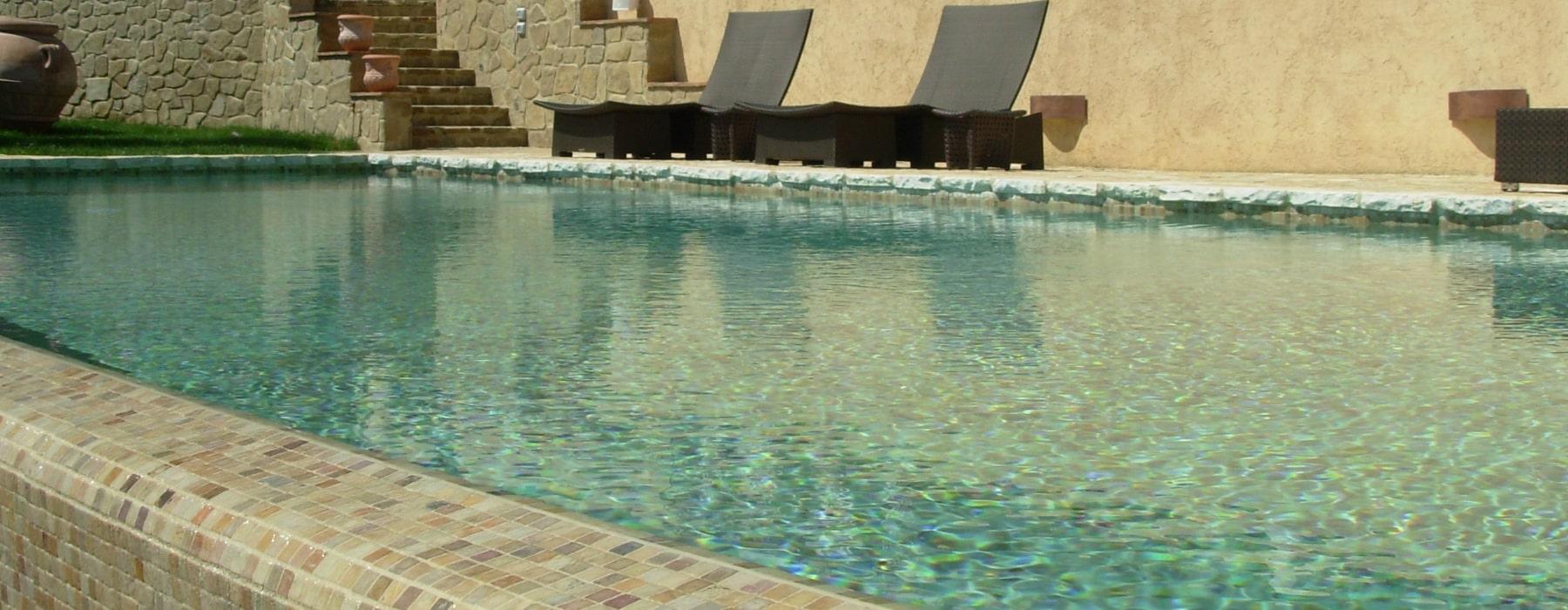 Piscine Sfioro A Cascata realizzazione piscine a sfioro in toscana | garden pool
