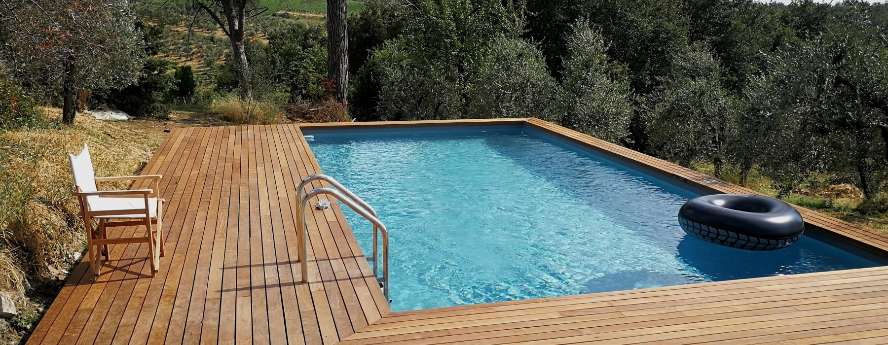 Piscine senza permessi in Toscana by Gardenpool