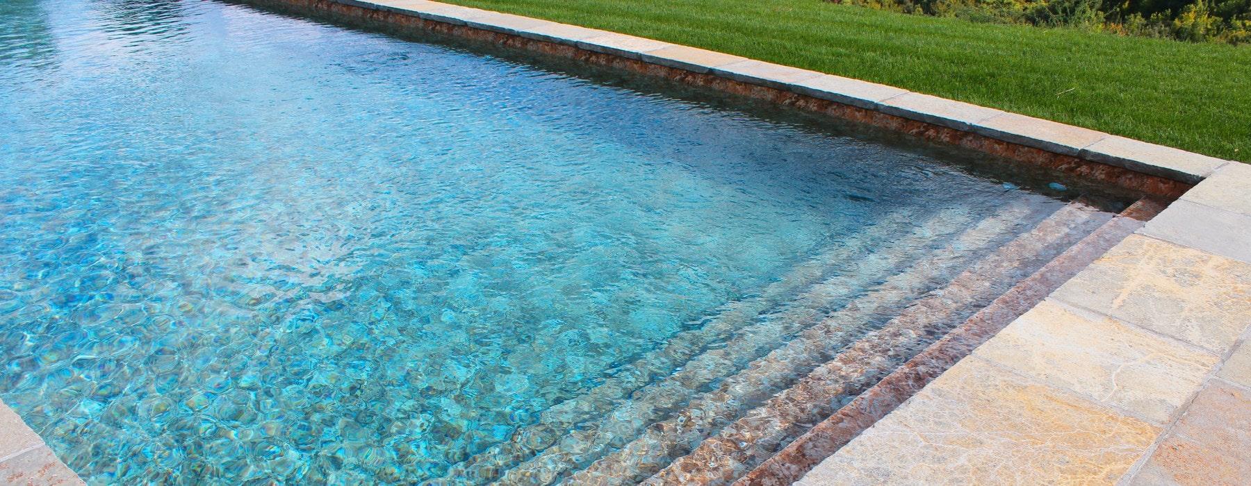 Piscine Da Giardino Interrate.Realizzazione Piscine Interrate In Toscana Garden Pool